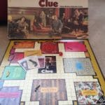 Okay, I'm slightly obsessed with Clue.