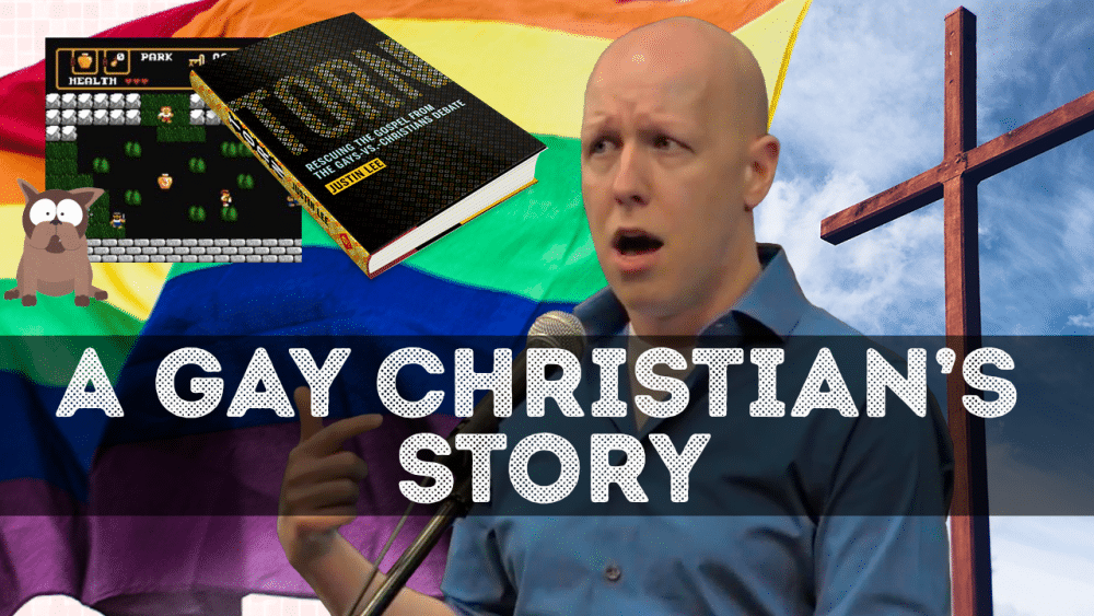 A Gay Christian's Story