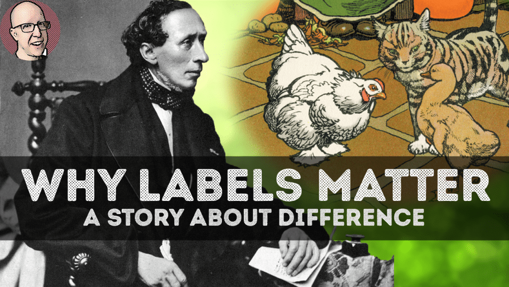 Why Labels Matter: A Story About Difference
